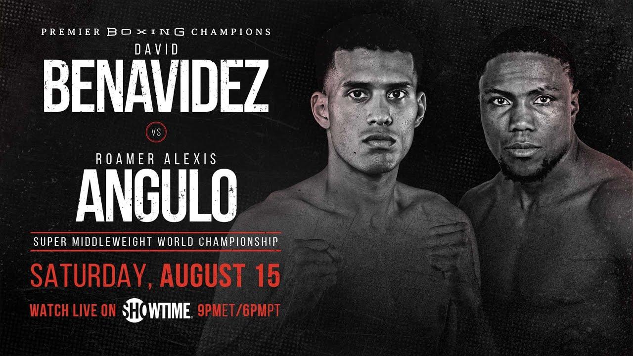 Benavidez vs Angulo PREVIEW: August 15, 2020 | PBC on SHOWTIME