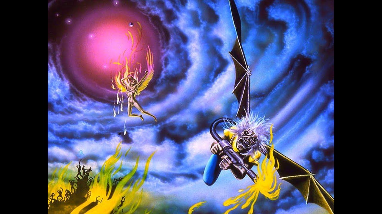 Magnitude 9 Quot Flight Of Icarus Quot Iron Maiden Cover Youtube