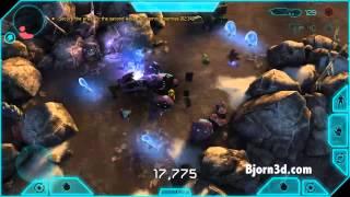 Halo: Spartan Assault Gameplay