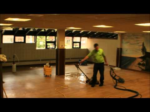 Cleaning Luxury Vinyl Tile--LVT