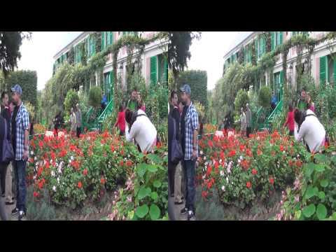2013   Giverny   Maison et Jardin de Claude Monet   HD3D   1080p