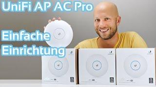 видео Ubiquiti UniFi AP Pro