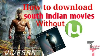 How to download current south Indian movies || download all new Tamil Telegu movies ||