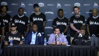David Samson, Miami Marlins mourn death of Jose Fernandez by : FOXSportsFlorida FOXSportsSun