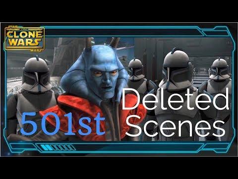 Download Youtube: 501st DELETED SCENES (Star Wars: The Clone Wars Season 2)