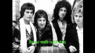 Queen - No-one but you (Only the good die young) lyrics