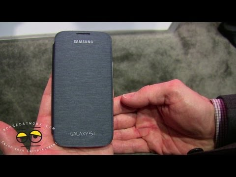 T-Mobile Samsung Galaxy S4 4G LTE Hands-on