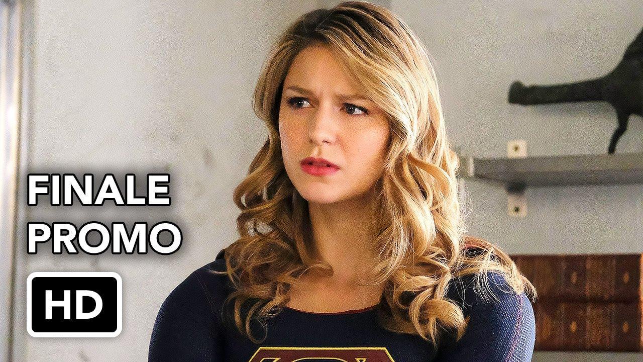 Supergirl 4x22 Promo