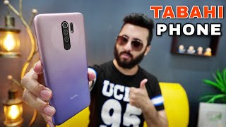 10,000₹ Mein TABAHI Phone- Best PUBG Phone Under 10000 - Redmi 9 Prime Full Review With Pros & Cons