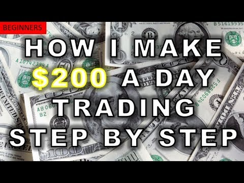 How I Make $200 A Day Trading Cryptocurrency With RSI