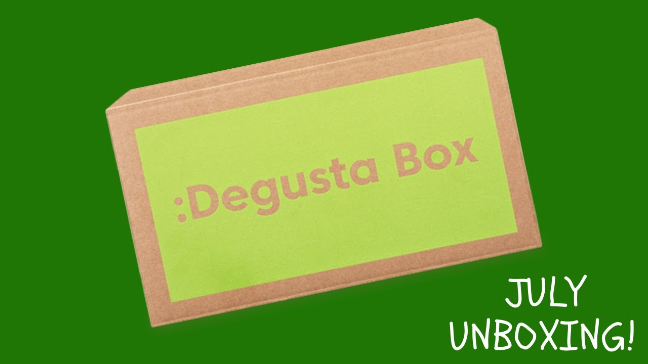 Download Degustabox July Unboxing & Giveaway :) Summer & Grazing