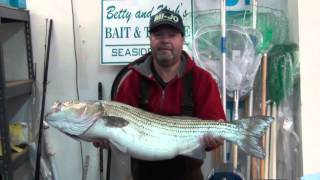 11 29 15 Jeff Ramirez 30 Pound Bass
