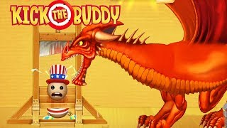 Random Weapons VS The Buddy #6  | Kick The Buddy | Android Games 2018 Gameplay | Friction Games