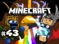 Minecraft: Asgard Adventures w/Nova & Kootra Ep.43 - COBBLE EQUALS FORTRESS