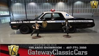 1973 Plymouth Fury Gateway Classic Cars Orlando #164