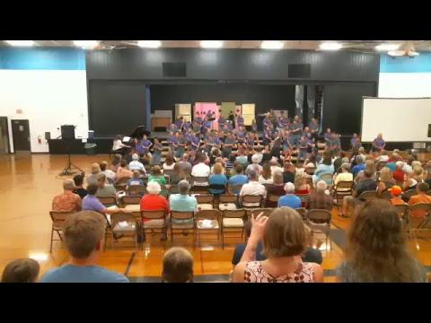 Shell Lake Arts Center Show Choir Performance