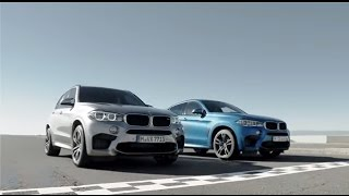 Новые BMW X5 M и BMW X6 M.(Эксклюзивность, надежность, динамика. Новые BMW X5 M и BMW X6 M., 2014-11-05T11:55:37.000Z)