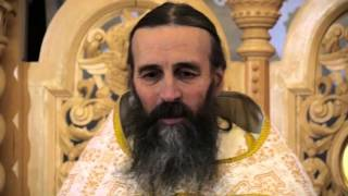 Проповедь отца А.Захарова-Путь ко Христу