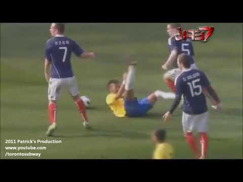 Всемирный х Лучший футбол Навыки   15 Ft  NEYMAR Music Video HD