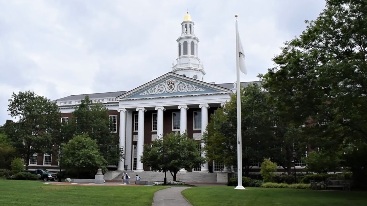 Harvard University Campus Tour