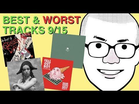 Weekly Track Roundup: 9/15 (JPEGMAFIA, Russ, Weezer, FKA twigs)