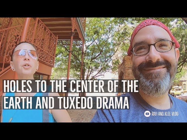 Holes To The Center Of The Earth And Tuxedo Drama