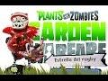 PLANTS VS ZOMBIES 2 ESTRELLA DEL  RUGBY | pORCELANA FRIA |Plastilina| Polimer Clay