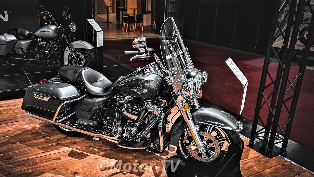 10 Harley Davidson Motorcycles For 2020