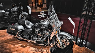 10 Harley Davidson Motorcycles For 2020