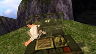 Indiana Jones and the Infernal Machine PC Longplay 8 - Jeep Trek