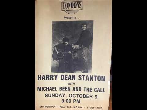 Harry Dean Stanton - Live in Kansas City - October 9, 1988