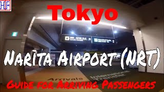Tokyo Narita International Airport (NRT) - Arrivals and Ground Transportation Guide