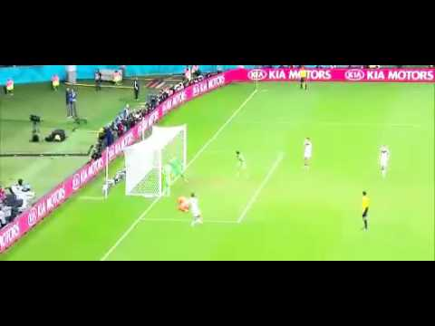 Highlights Germany vs Algeria 2014 All Goals 2 1   FIFA World Cup 2014   YouTube 360p
