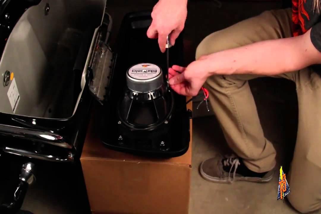 How To Install Speaker Lids : biketronics titan ii bt479 6x9 speaker installation youtube ~ Russianpoet.info Haus und Dekorationen