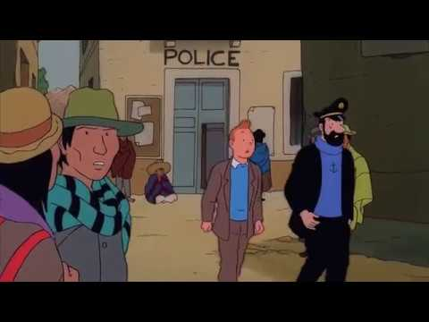 Prisoners Of The Sun Part 1   The Adventures Of Tintin