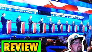 2016 gop republican presidential debate 3 third 3rd debate cnbc debate review