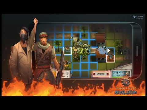Conflict 0: Revolution gameplay video
