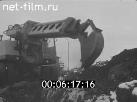 Экскаватор-планировщик ЭО-3332 1971 | Excavator-planner ЭО-3332 1971