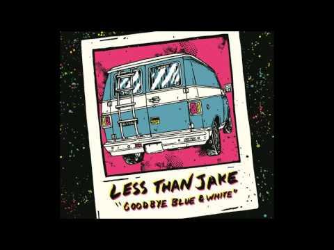 Less Than Jake - Scott Farcas Takes It On The Chin 7 Inch Custom