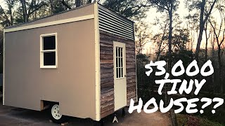 $3k Tiny House Time-lapse  1 Of 3