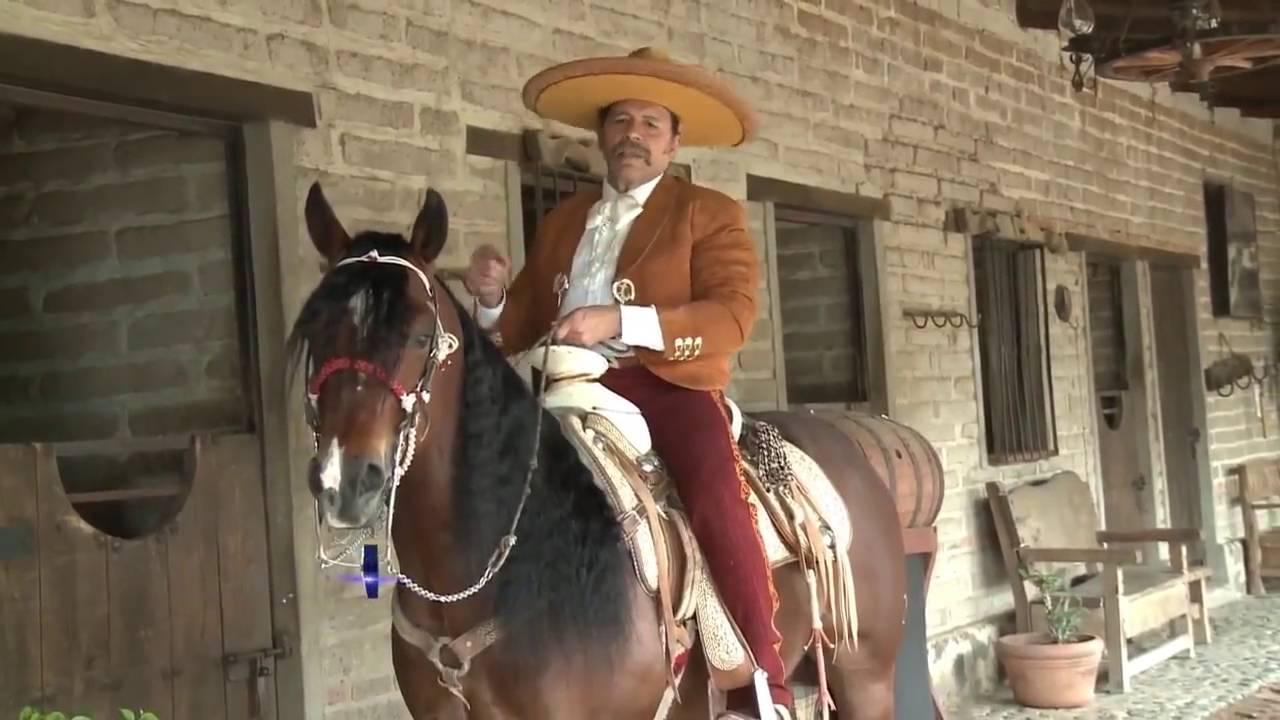 La silla charra youtube for Sillas para caballos
