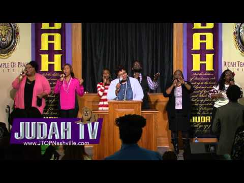 Judah Temple of Praise P&W - Glory and Honor (JJ Hairston)