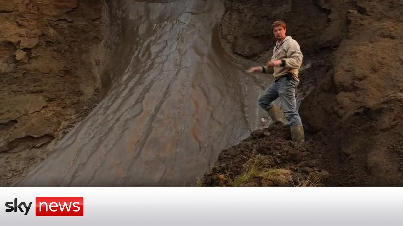 Download The Big Thaw: Russia's disappearing permafrost