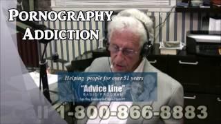 Roy Masters, FHU Advice Line radio/audio excerpt: Pornography Addiction