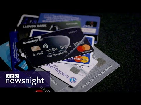 Consumer debt is on the rise... again. Should we be worried? BBC Newsnight