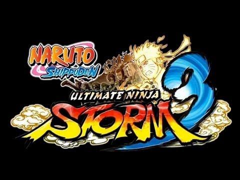 Naruto Shippuden Ultimate Storm 3 - #1 - Ataque da nove caudas ...
