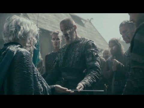 Vikings: Bjorn Becomes King of Kattegat [5x20] (Season 5B Scene) [HD] | Premium Media