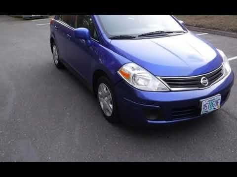 2012 Nissan Versa 1.8 S Hatch 48k Mi *** Low Miles *** 33 Mpg *** For Sale  In Tigard, OR
