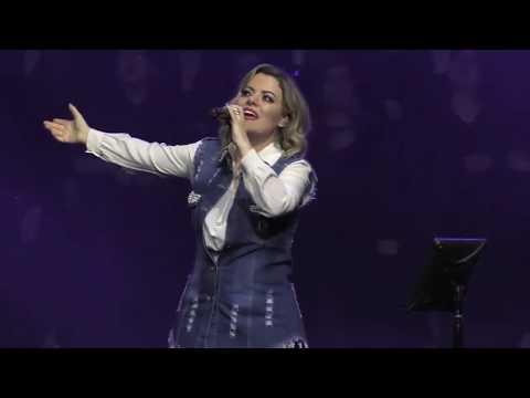 Ana Paula Valadão | CFNI | ReBuild Conference | Night Of Worship | 13-04-18