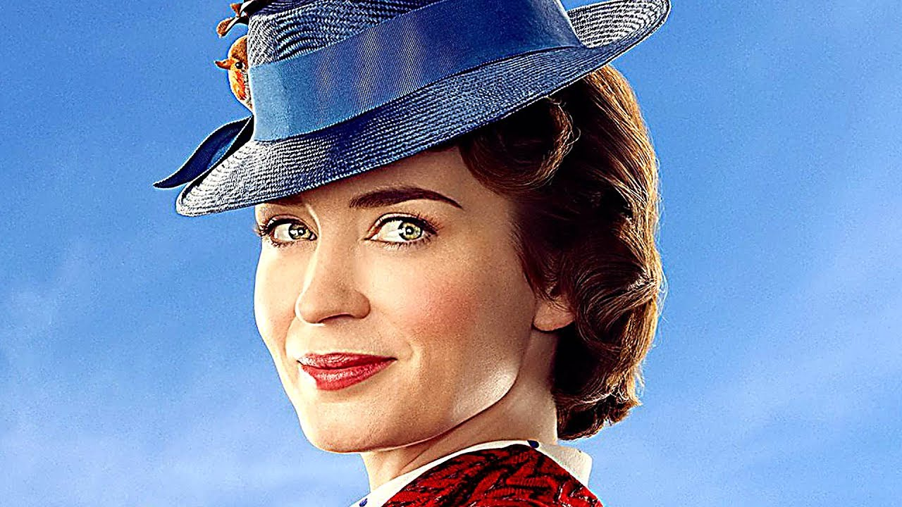 nouveau disney noel 2018 MARY POPPINS 2